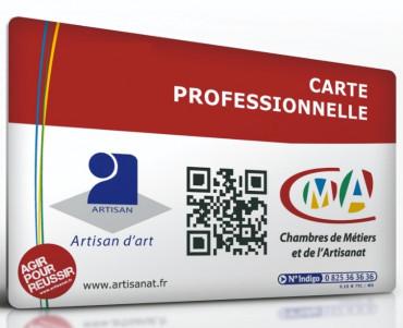 carte artisans